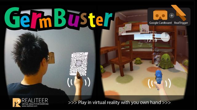germbuster vr