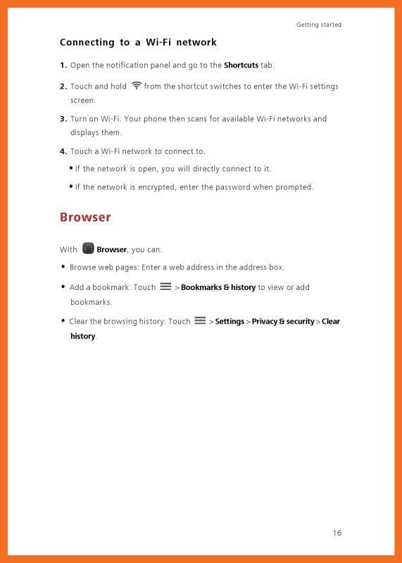 Huawei Ascend Mate 7 Manual