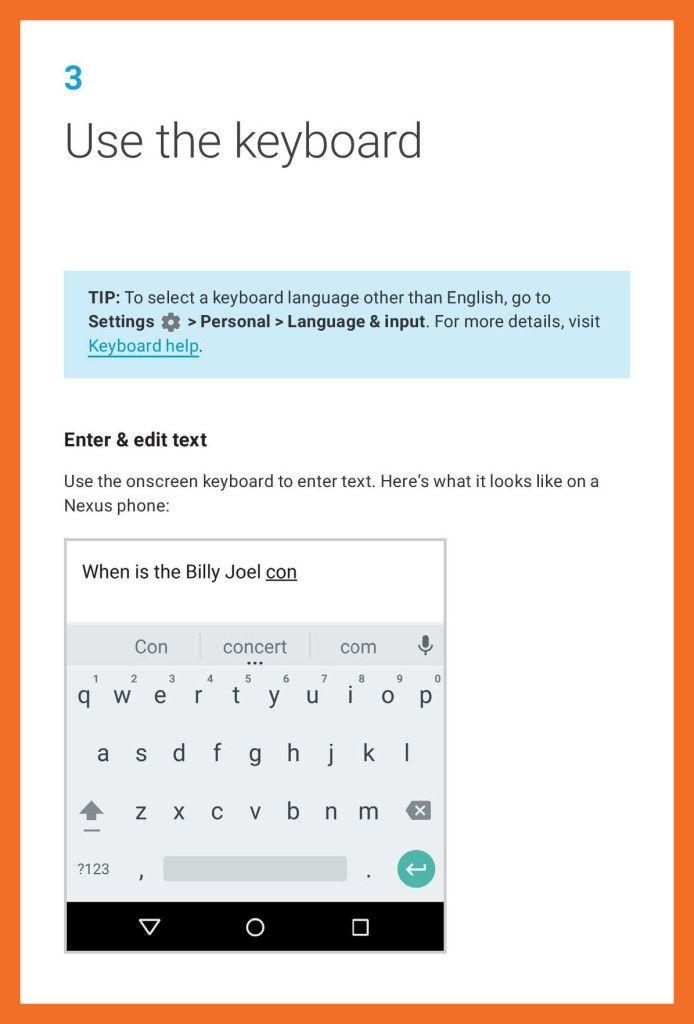Google Nexus 6P Manual