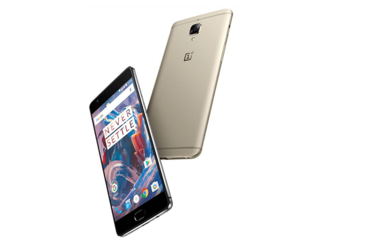 OnePlus 3 Super AMOLED display