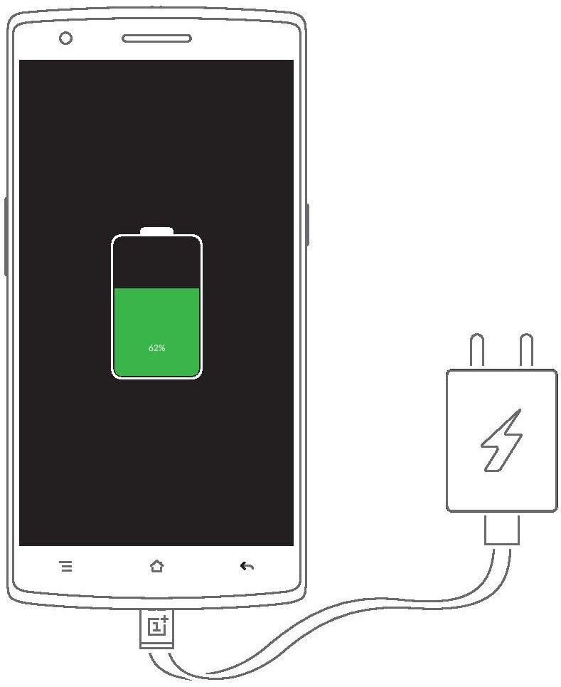 OnePlus One Charging