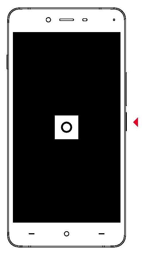 OnePlus X Power On