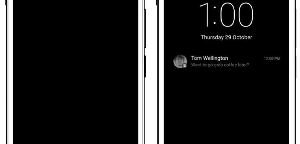 OnePlus X Ambient Display