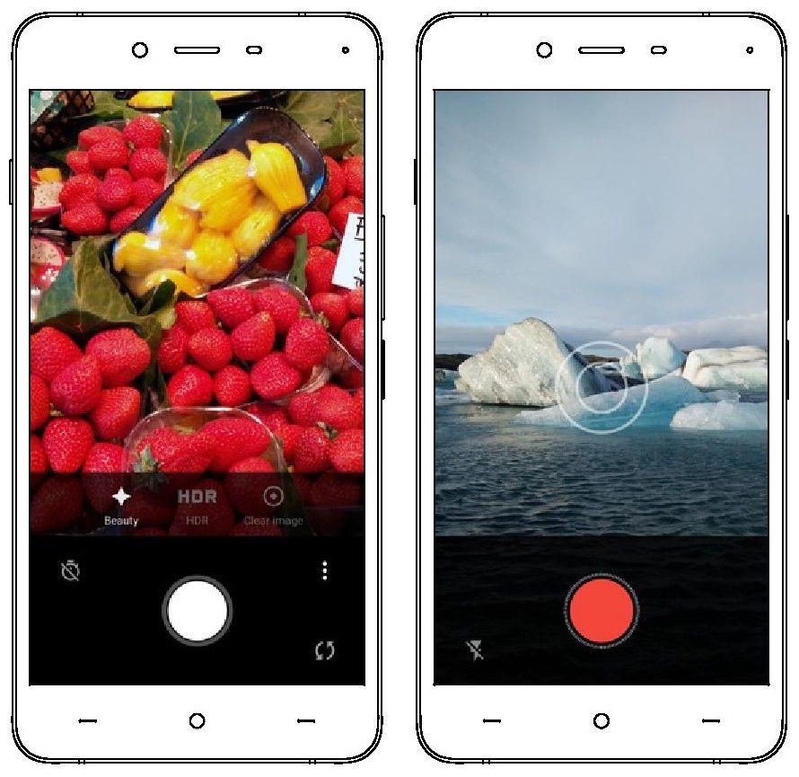 OnePlus X Camera