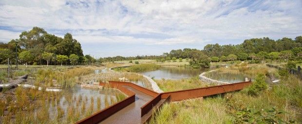 Water recycling project makes award splash