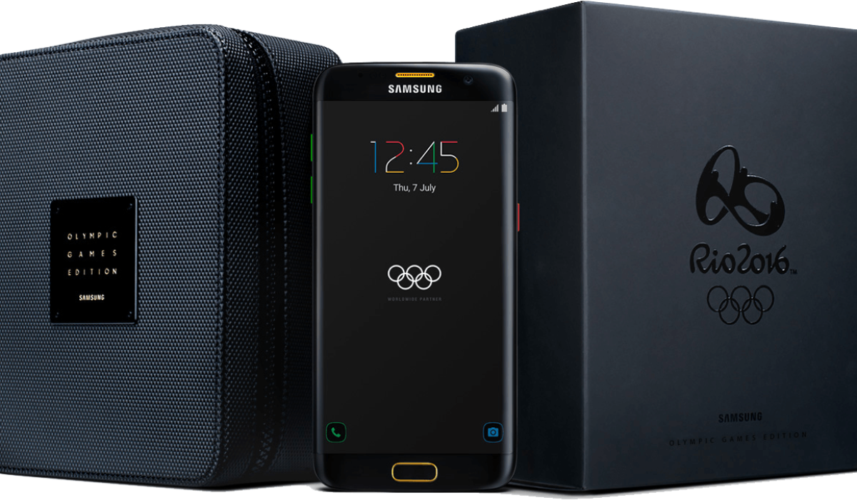 Galaxy S7 edge Olympic Edition goes up for pre-order in Germany for €879
