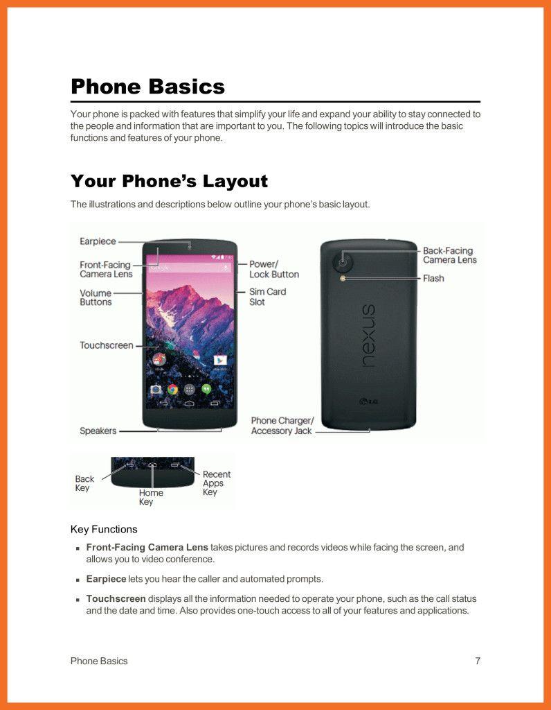 LG Google Nexus 5