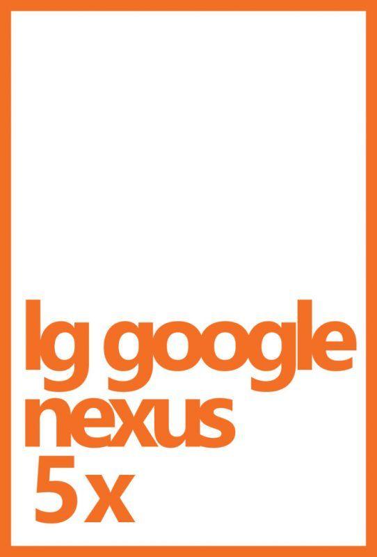 Google Nexus 5X Manual 0