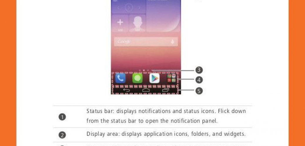 Huawei P7 Manual