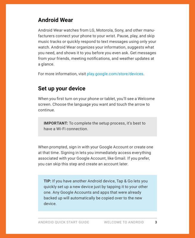 Motorola Google Nexus 6 Manual
