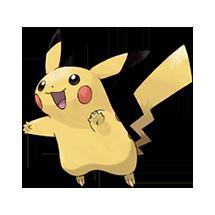 #025 Pikachu