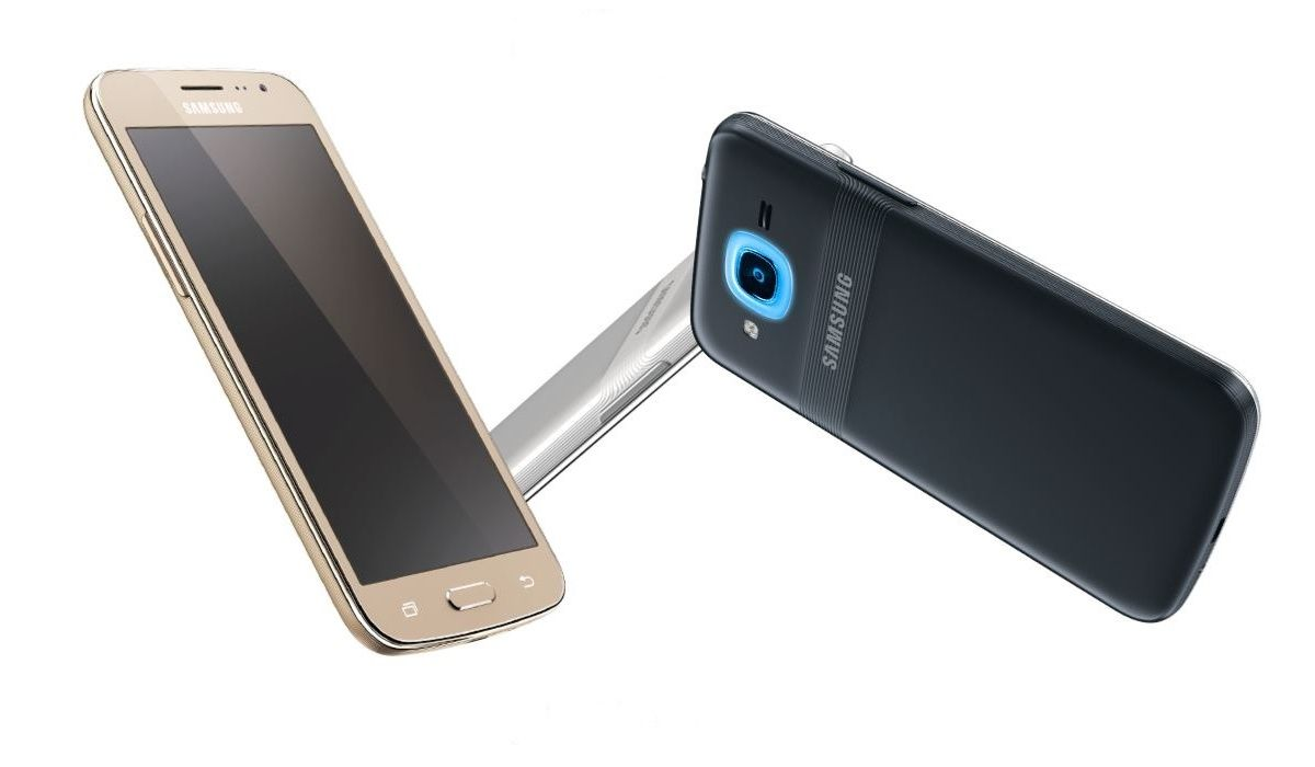 Samsung Galaxy J2 (2016) with Smart Glow notification ring goes official in India