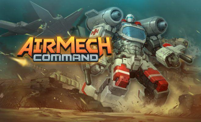 AirMechCommand