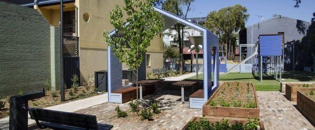 Pocket park wins big design award