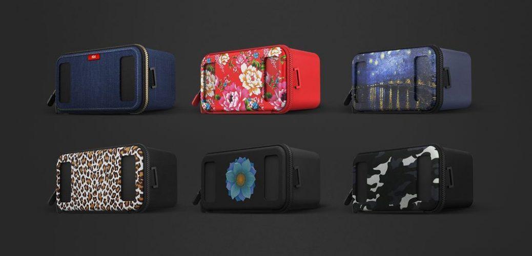 Mi VR Play colors