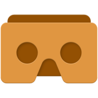 The Google Cardboard App Logo