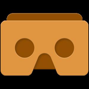 google cardboard app logo