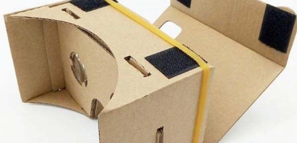 google cardboard velcro