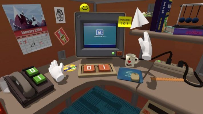job simulator vr