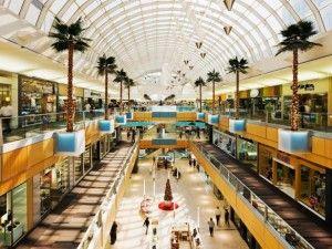 pokemon go malls
