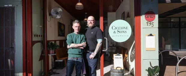 CicconeSons Owners Mark Megahey and Sean Obrien 620x256