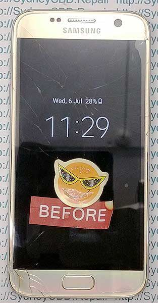 On The Spot Repair - Samsung Galaxy S7 Glass