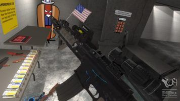 Get that M4A1 and do some nasty shooting down the range.