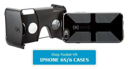 Pocket-VR is a pocket-sized VR headset