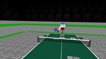 Go play table tennis in virtual reality with VR Ping Pong.
