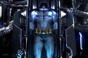 Use the batsuit and batarang as you investigate Grayson's death and find Robin.