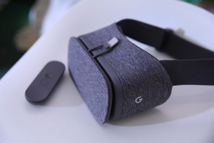Daydream View Specifications