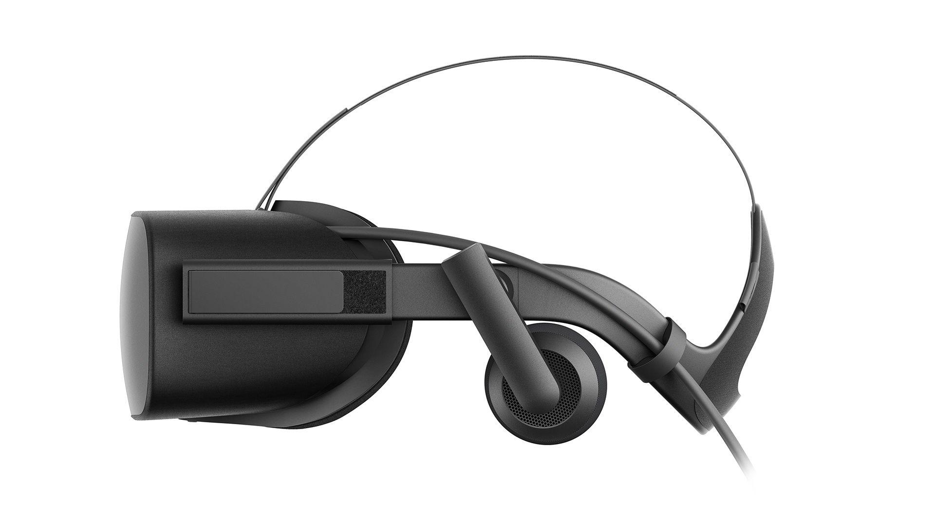 Oculus Rift Redesigned