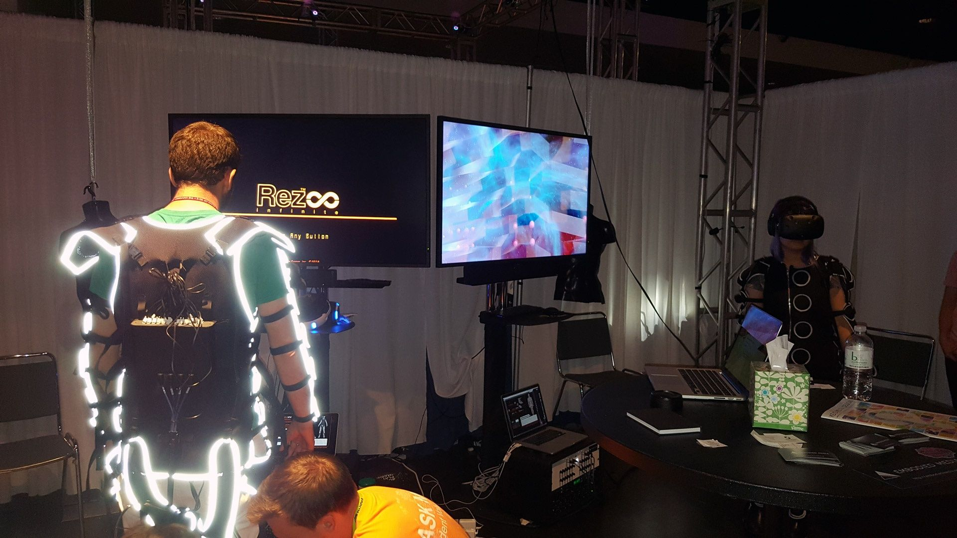 The Synesthesia Suit will make your body feel VR