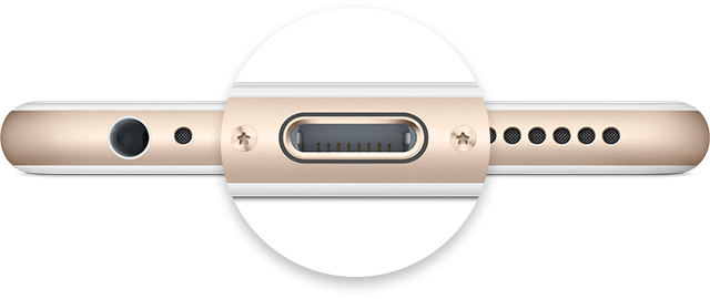 Replace iPhone 6 Plus Charging Port in Mascot
