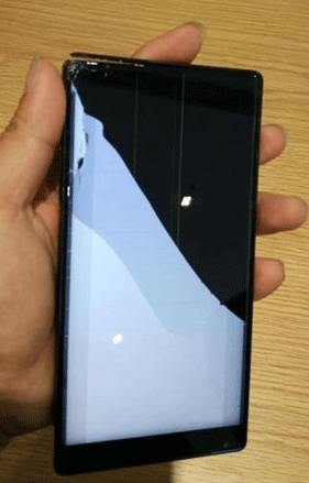 We Are the Only One - Xiaomi Mi Mix 2s Screen Fix !