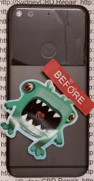 Broken Google Pixel XL 1