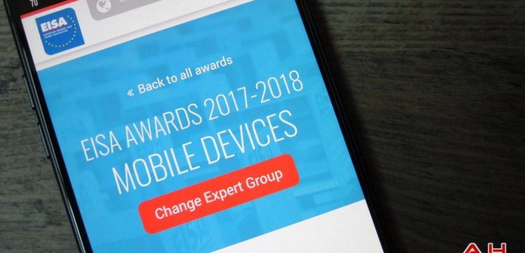 EISA Awards 2017 AH