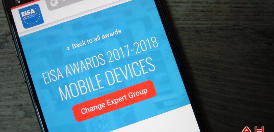 Samsung & Huawei Take Top EISA Awards For 2017 – 2018