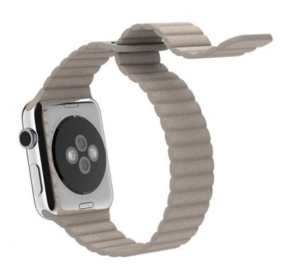 watch-leather-loop-band-fasten