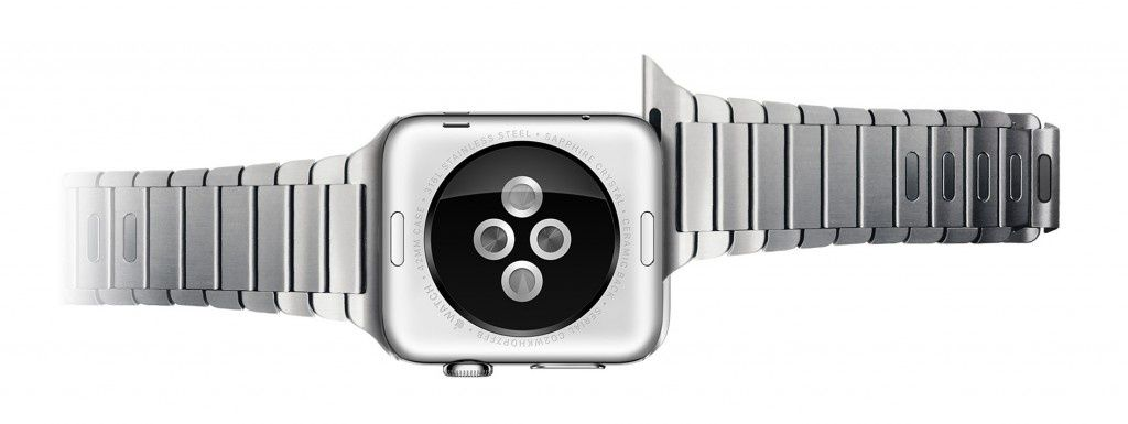 How to Remove the Link Bracelet on your Apple Watch