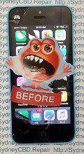5 Broken iPhone 5c
