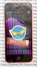 8 Broken iPhone 5c