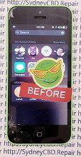 9 Broken iPhone 5c