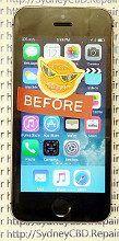 3 Broken iPhone SE