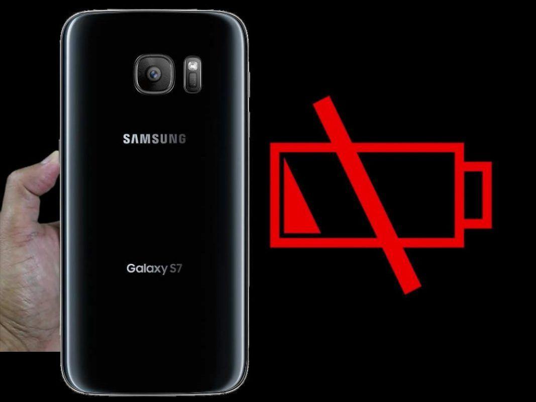 On The Spot Repair - Samsung Galaxy S7 Battery