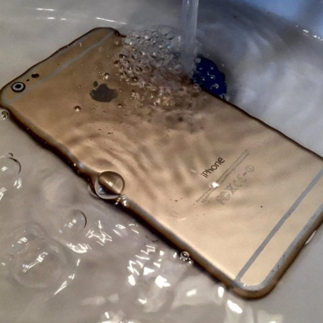 iphone 6 water damage