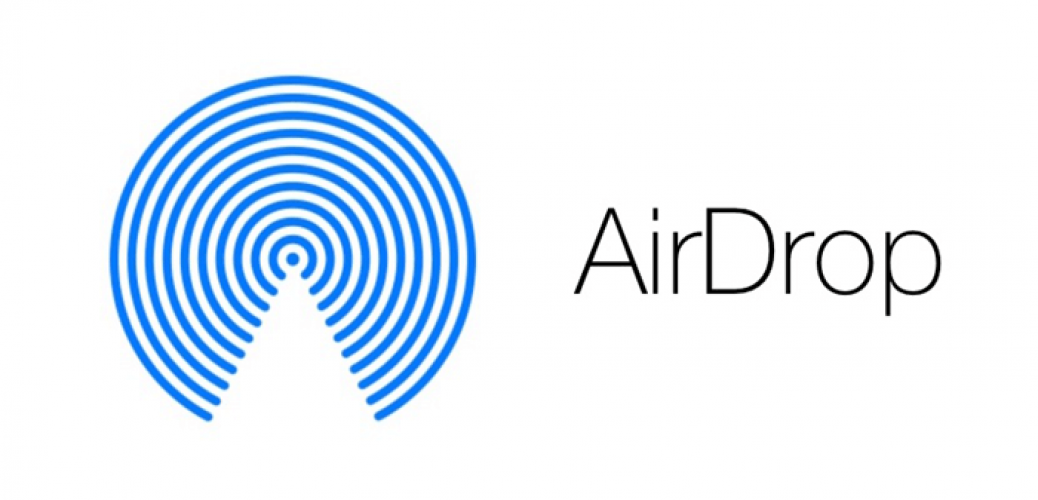 iphone airdrop