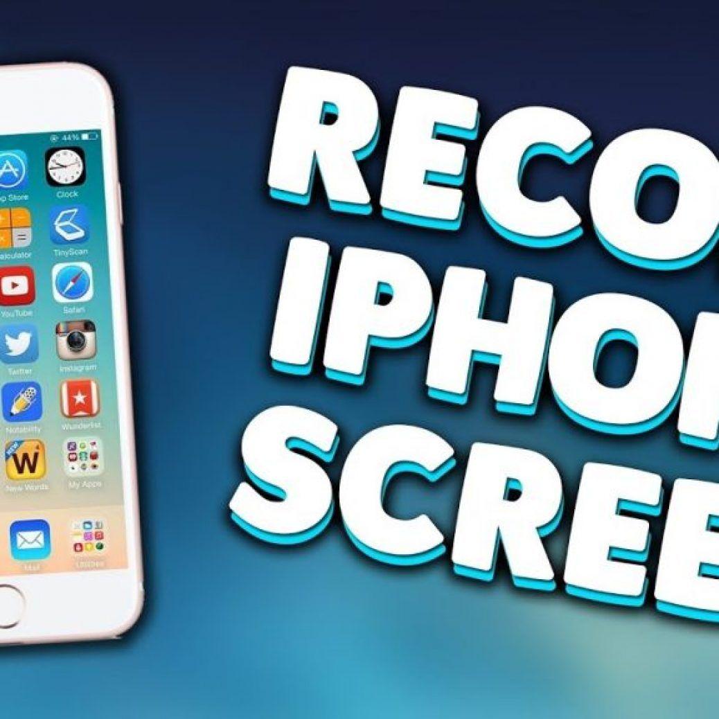 screen record iphone screen