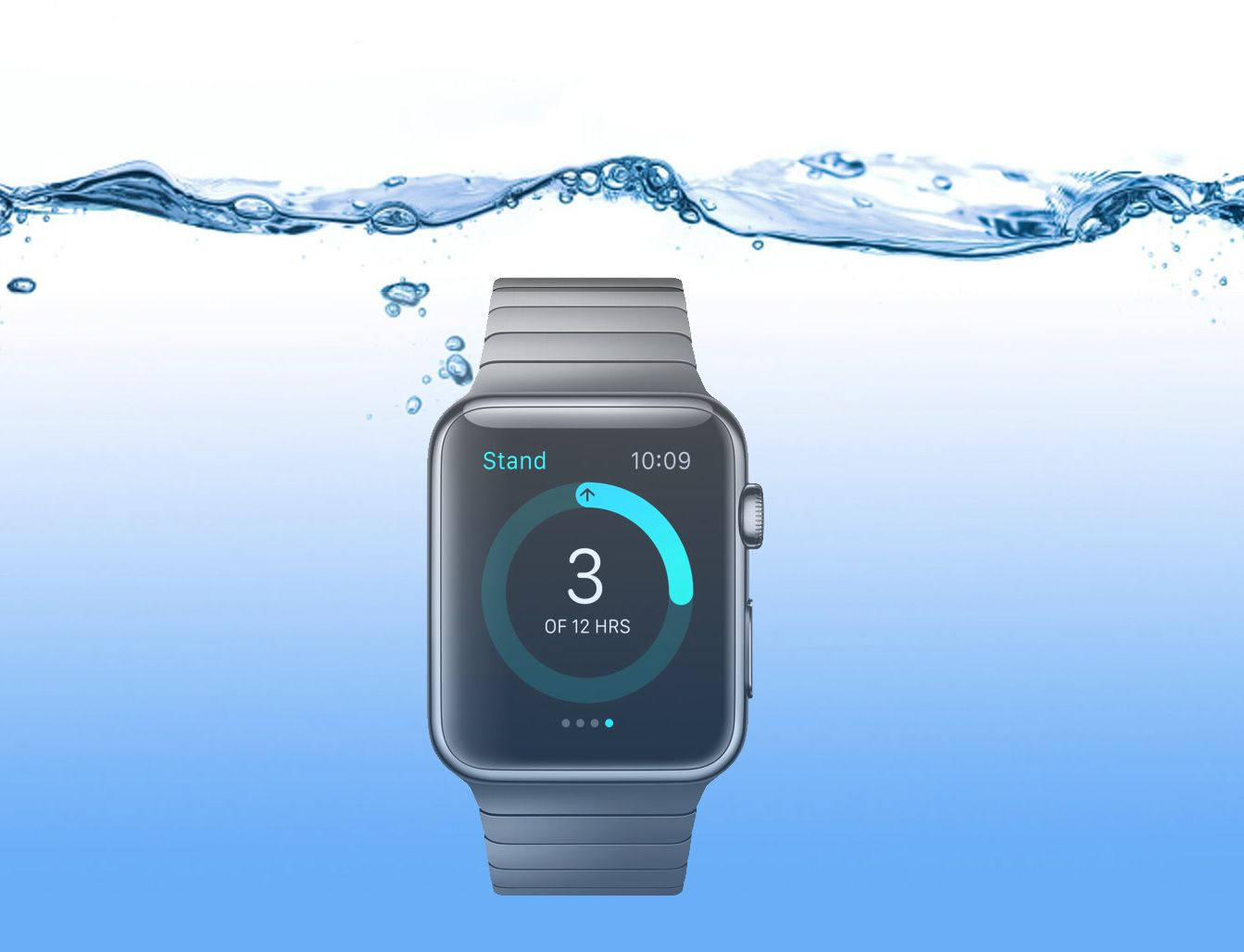 apple watch water resistance