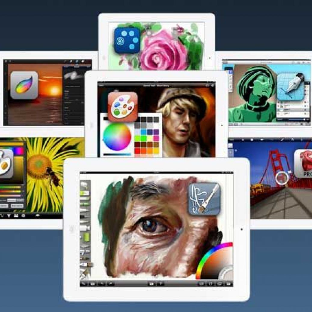ipad artwork